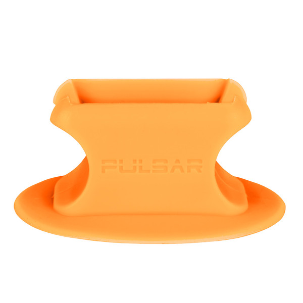 Pulsar Knuckle Bubbler Stand | Orange | Wholesale Distributor